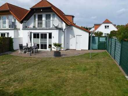 Doppelhaushälfte im Ostseebad Nienhagen, modernisiert und sehr gepflegt