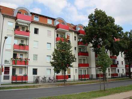 Renovierte 1-Zimmer-Wohnung in gepflegter Wohnanlage