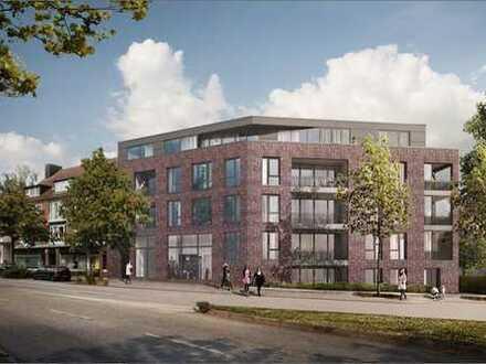 Erstbezug-Attraktive 2 Zimmer Neubau-Mietwohnung im schönen Fuhlsbüttel zu vermieten