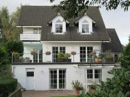 Sehr schöne, helle 90 m² Erdgeschoss-Wohnung mit ca. 40 m² Terrasse in Gammelby