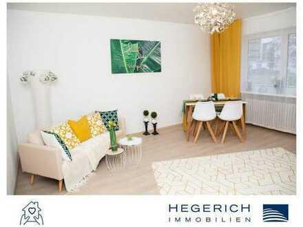 HEGERICH: Schöner Wohnen! Sanierte 3-ZW in zentraler Lage