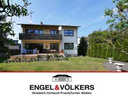 ENGEL & VÖLKERS Ruhig gelegenes Zweifamilienhaus in Ober-Roden!