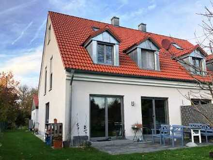 Moderne Doppelhaushälfte mit großartigem Ausblick - Weichs / OT Fänking