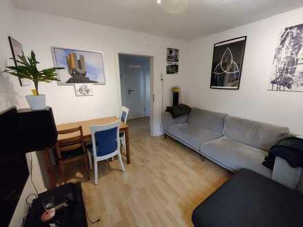 WG-geeignete, renovierte 3-Raum-DG-Wohnung in Dortmund