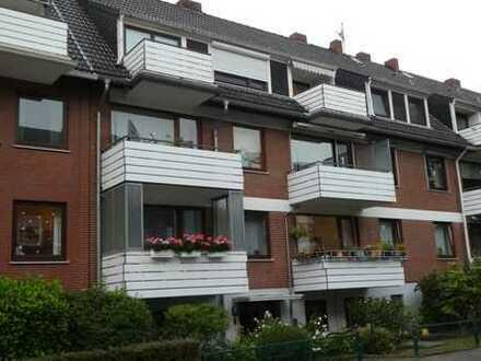 Sonnige 3-Zimmer-Dachgeschosswohnung in Bürgerparknähe