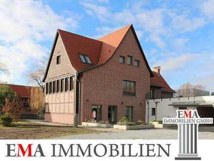 Erstbezug - Sehr schöne 1-Zimmer Wohnung im Gutshaus mit Wintergarten im Landgut Nedlitz
