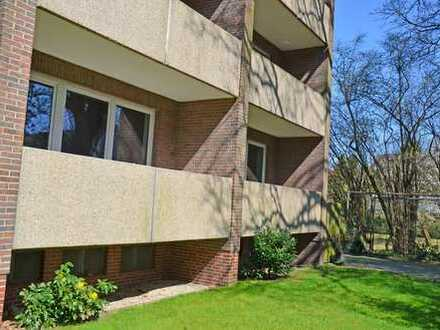 Kleines Apartment in der Hochparterre in Oldenburg/ nahe Weser-Ems-Halle