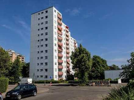 2 ZKB Wohnung mit Balkon in Mannheim-Niederfeld