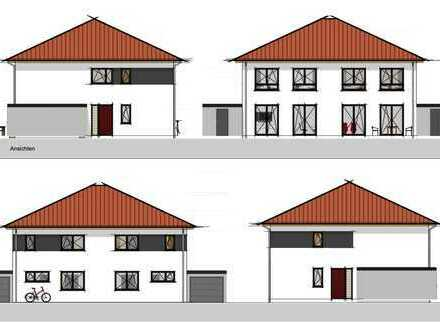 Erstbezug moderne Doppelhaushalte vier Zimmern in Biederitz