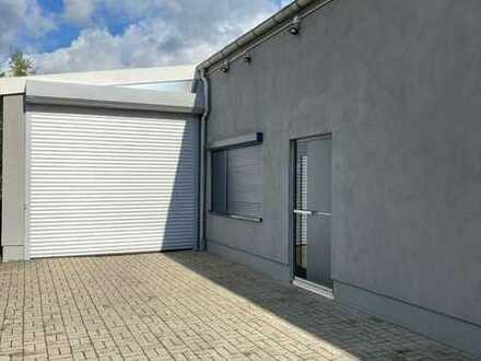 Bruchmühlbach-Miesau I Lagerhalle mit Büroraum zu vermieten