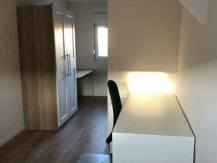 Stilvolle, neuwertige 1-Zimmer-Wohnung mit EBK in Karlsruhe