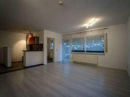 Exklusives 1 Zimmer-Appartement mit Küche und Bad in Unterschwarzach
