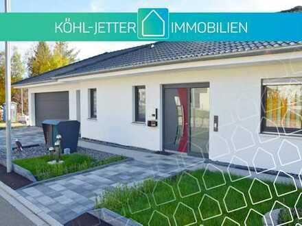 Neuwertiger Bungalow für alles Lebenslagen in attraktiver Wohnlage von Schwenningen!