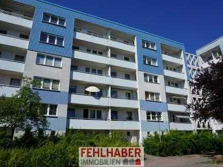 Vermietete 4-Zimmer-Eigentumswohnung mit Balkon und Stellplatz