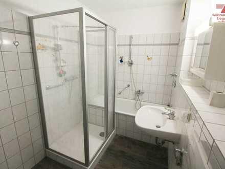 3-Raum-Wohnung mit Balkon und Einbauküche in Schönheide