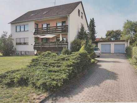 4 1/2-Zimmer-DG-Wohnung zur Miete in Langfurth kurzfristig frei