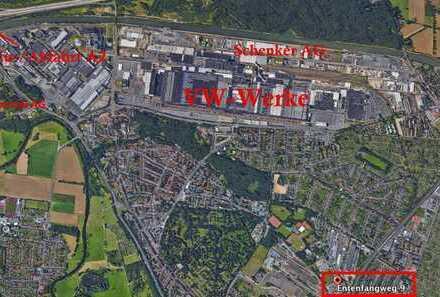 ''City-Logistik: Industrie und Gewerbegrundstück''