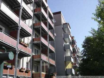Gemütliche Wohnung im Erdgeschoss mit Süd-Balkon