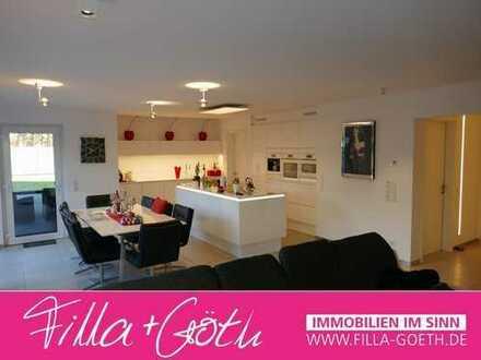 Exklusiv ausgestattete, barrierefreie Erdgeschoss-Wohnung in GT-Nord!