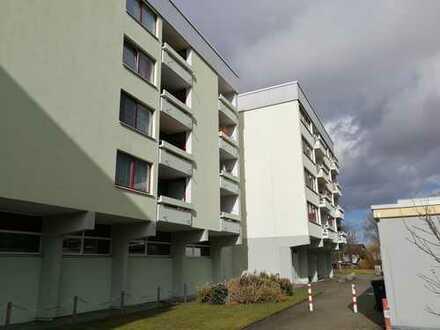 Schöne sonnige, gepflegte 2-Zimmer-Wohnung mit Balkon und EBK in Unterhaching
