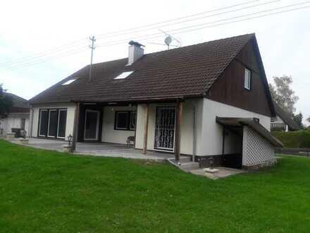 Schönes Haus mit sieben Zimmern in Augsburg (Kreis), Graben