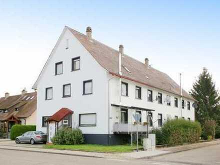 Helle 3-Zimmer-Wohnung sucht neuen Eigentümer auch als Kapitalanleger