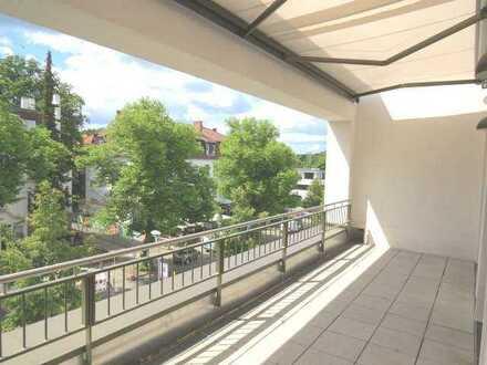 SCHLACHTENSEE, NEUBAU 2.OG, Fahrstuhl., Terrasse, Parkett, kompl. Einbauküche, exklus. Bad, G-WC...