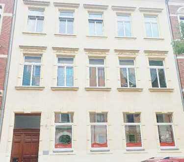 Mehrfamilienhaus in der Zwickauer Innenstadt