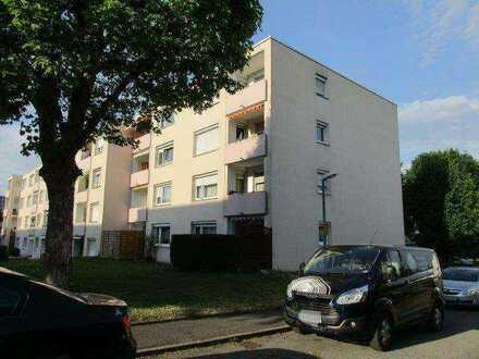 2-Zimmer-Wohnung mit Balkon und TG-Stellplatz