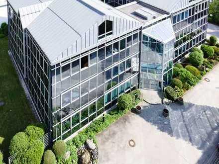 Attraktive Bürofläche - teilbar ab 160 qm - in repräsentativen Bürogebäude