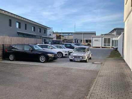 KFZ Handel / Verkaufsplatz 30-40 Fahrzeuge