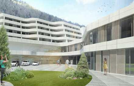 SPA Resort mit Umbau- und Betreiberkonzept im Schwarzwald. Drei eigene Mineralwasserquellen