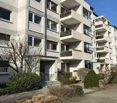 Schwetzingen gepflegte 2 Zimmer ETW mit Balkon