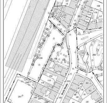 Baugrundstück an der Breite Straße in Witten