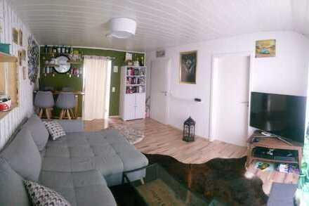 PROVISIONSFREI! Gepflegte 2-Zimmer Wohnung in Bissingen inkl. EBK und Stellplatz