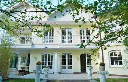 Einzigartige Villa mit Pool in Offenbach