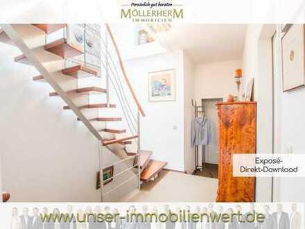 Nicht klein aber fein - Doppelhaushälfte in Hamburg Marmstorf