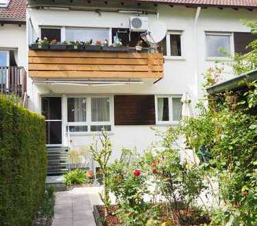 Leben in Günterstal: Reihenmittelhaus auf der Sonnenseite
