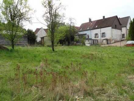 Schönenberg-Kübelberg, Baugrundstück in zentraler Lage!