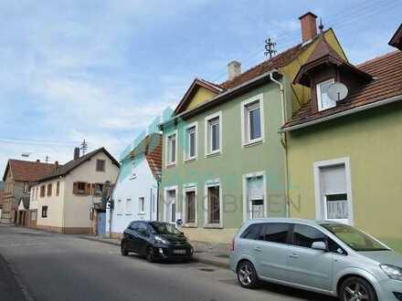 Renovierungsbedürftiges Reihenmittelhaus mit attraktivem Umbaupotential in Mussbach