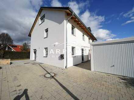 Doppelhaushälfte mit Garten, Garage & Keller - 85053 Ingolstadt