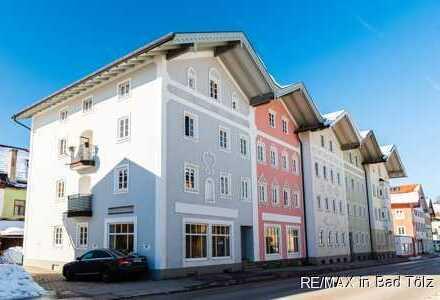 Hier werden Sie gesehen! Repräsentative Gewerberäume in Bad Tölz