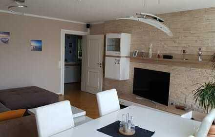 Helle gepflegte 3-Zimmer-Wohnung mit Balkon, EBK und TG in Kaufering