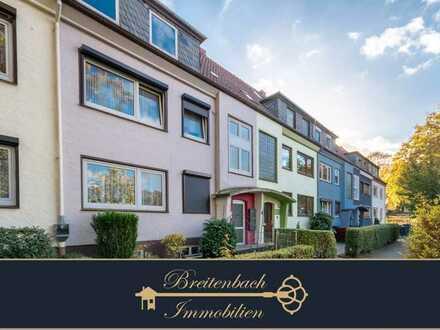 Bremen - Blumenthal • Geräumige 3- Zimmerwohnung mit Sonnenbalkon in guter Lage