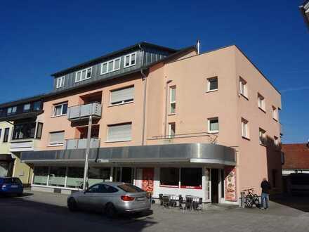 Renovierte, gut vermietete 3-Zimmer Eigentumswohnung im Herzen von Vöhringen!