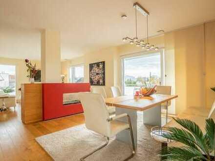 Exklusives Penthouse mit Lift direkt in die Wohnung