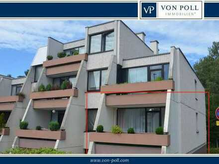 Gepflegte Eigentumswohnung in ruhiger Lage von Homburg
