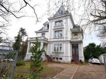 SCHWIND IMMOBILIEN - traumhafte Büroetage in der Villa Linn