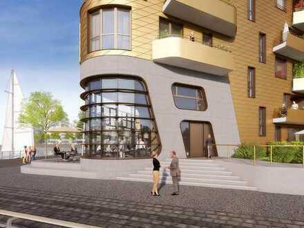 PANDION DOXX - 2-Zimmer-Wohnung mit hellem Wohnbereich und großem Balkon