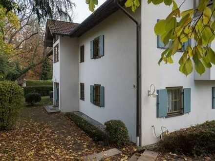 Renovierte 2-Zimmer-Wohnung mit Balkon in Tutzing